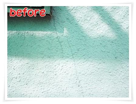 青森県黒石市【外壁ひび割れ補修からの塗装施工事例】成田建築塗装