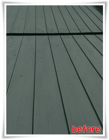 青森/黒石【住宅屋根シリコン系塗料塗り替え166m2、3回塗り】成田建築塗装